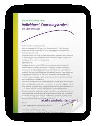 Individueel Coachingstraject